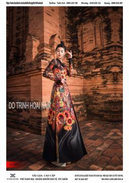 GIAI ĐIỆU CUNG ĐÌNH TRONG TÀ ÁO DÀI VIỆT | Áo Dài Đỗ Trịnh Hoài Nam