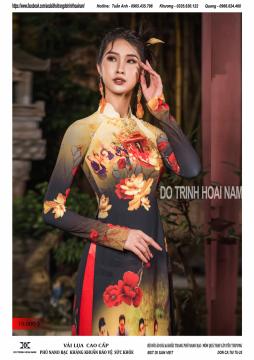 Thiết kế áo dài Di Sản Đờn Ca Tài Tử | Áo Dài Đỗ Trịnh Hoài Nam