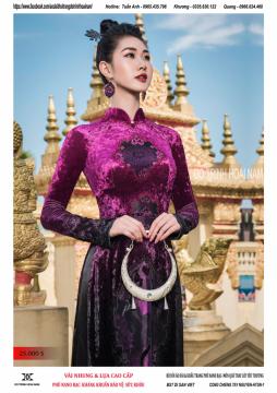 BST DI SẢN VIỆT | Áo Dài Đỗ Trịnh Hoài Nam